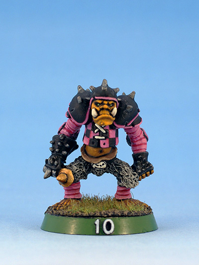 Citadel Miniatures Chaos Dwarves Blood Bowl Hobgoblin