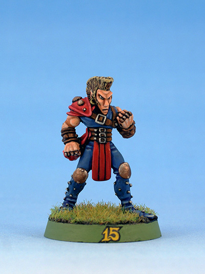 Citadel Miniatures Wood Elves Blood Bowl Lineman