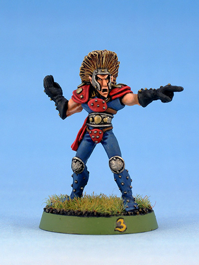 Citadel Miniatures Wood Elves Blood Bowl Thrower
