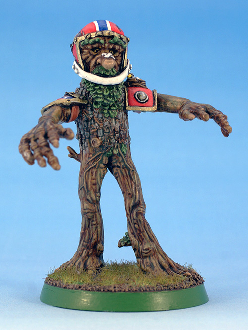 Citadel Miniatures Wood Elves Blood Bowl Treeman