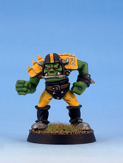 Citadel Miniatures Orcs Blood Bowl Lineman