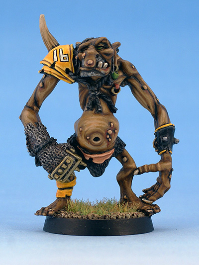 Citadel Miniatures Orcs Blood Bowl Troll