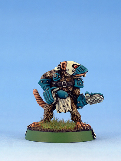 Citadel Miniatures Skaven Blood Bowl Gutter Runner