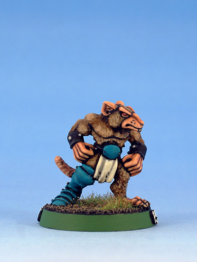 Citadel Miniatures Skaven Blood Bowl Kicker
