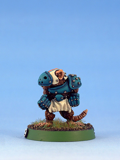 Citadel Miniatures Skaven Blood Bowl Lineman