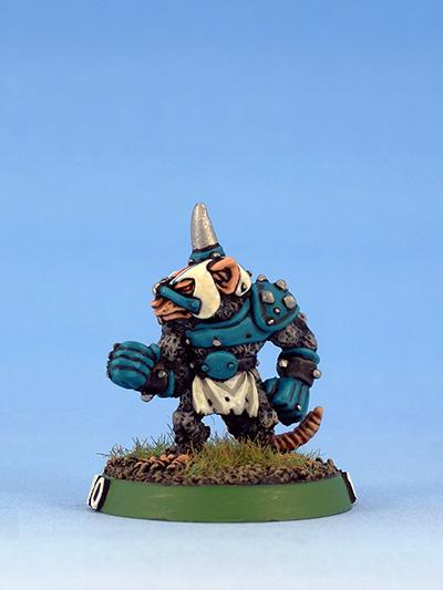 Citadel Miniatures Skaven Blood Bowl Lineman
