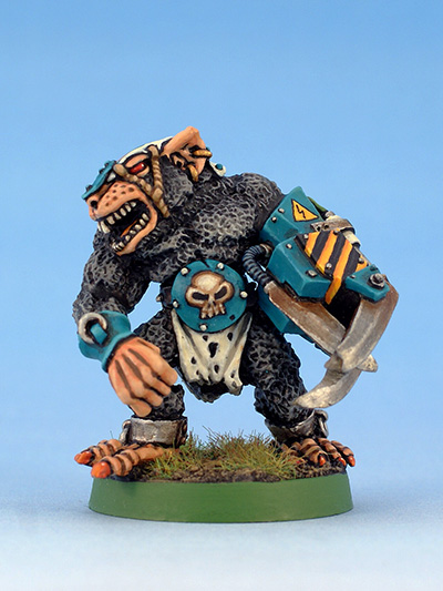 Citadel Miniatures Skaven Blood Bowl Rat Ogre