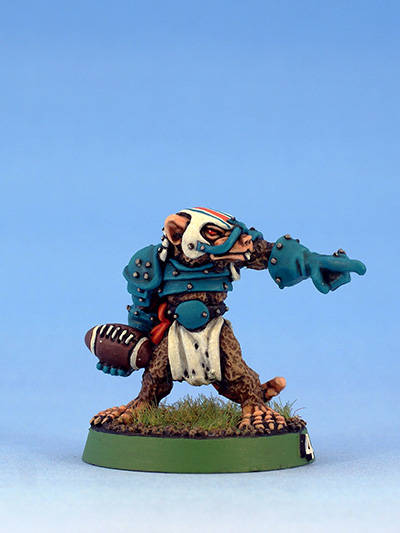 Citadel Miniatures Skaven Blood Bowl Thrower
