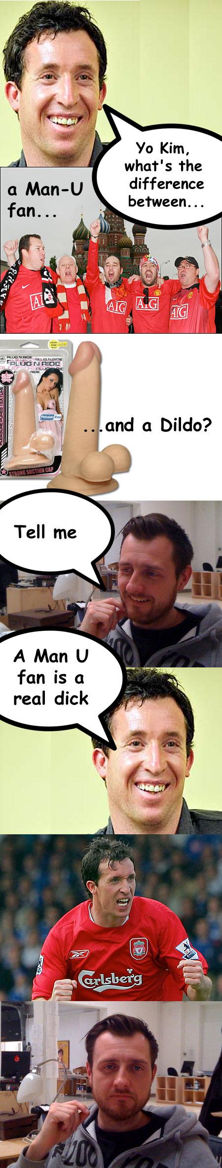 Man u fan