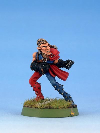 Citadel Miniatures Wood Elves Blood Bowl Catcher