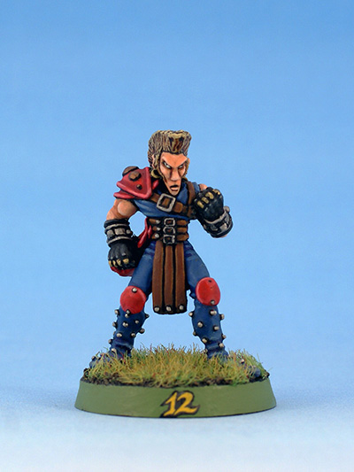 Citadel Miniatures Wood Elves Blood Bowl Lineman