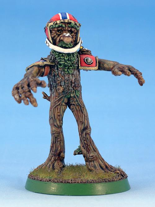 Citadel Miniatures Wood Elves Blood Bowl Treeman