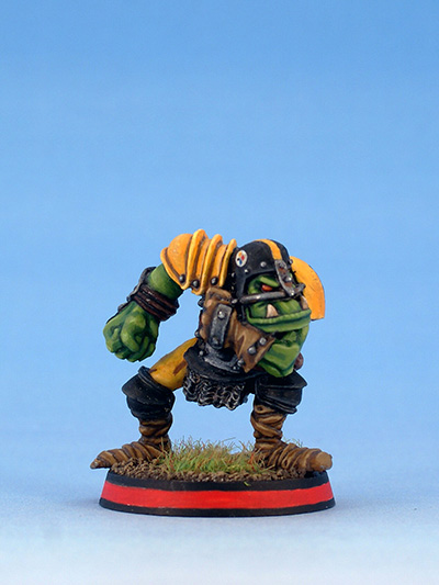 Citadel Miniatures Orcs Blood Bowl Blitzer