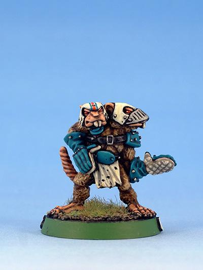 Citadel Miniatures Skaven Blood Bowl Gutter Runner